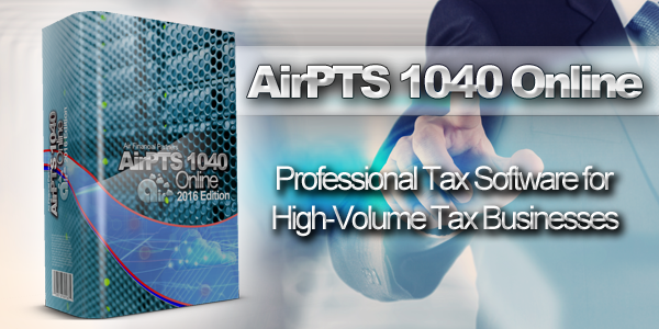 AirPTS 1040 Online